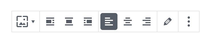 Toolbar component