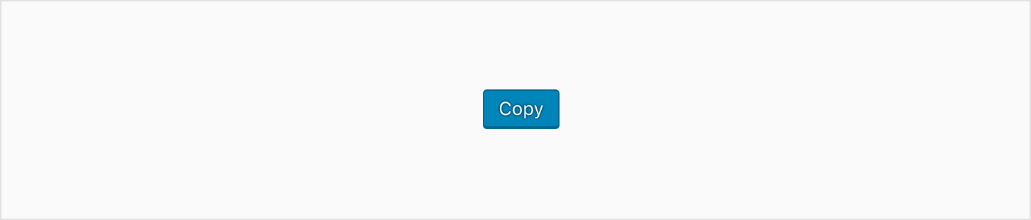 Clipboard button component