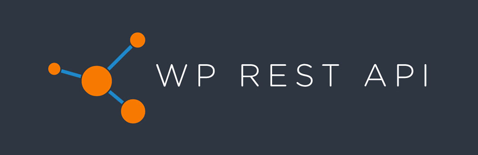 Logo-ul WordPress REST API