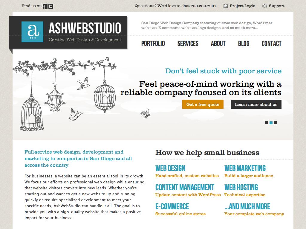 Ash Web Studio