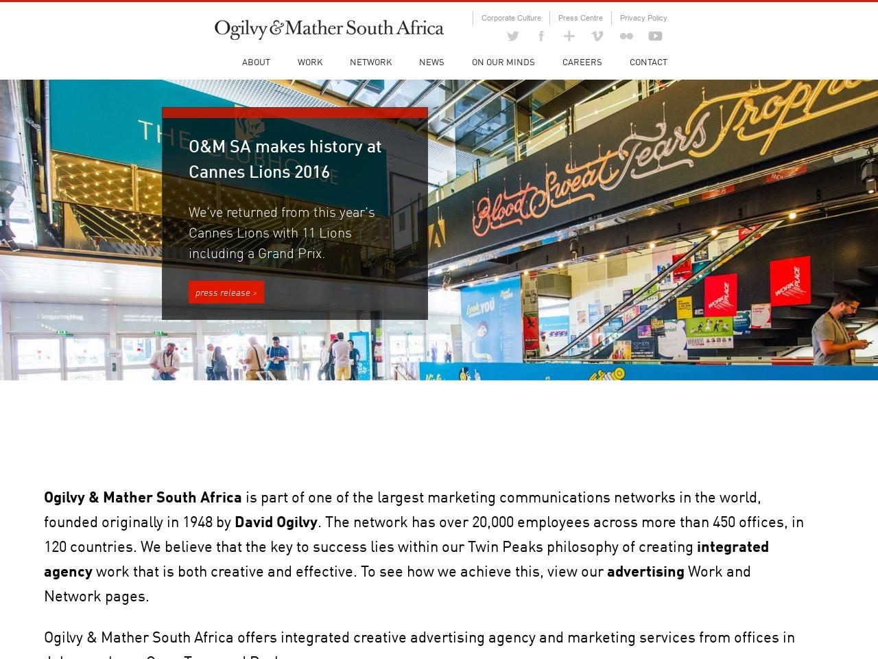 Ogilvy & Mather South Africa