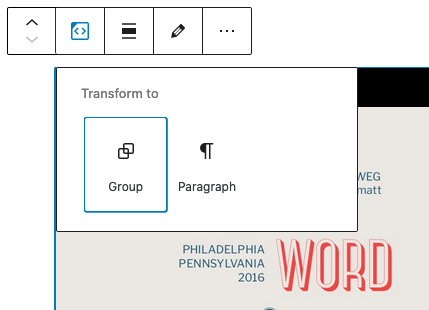 Example of slideshare using transform to