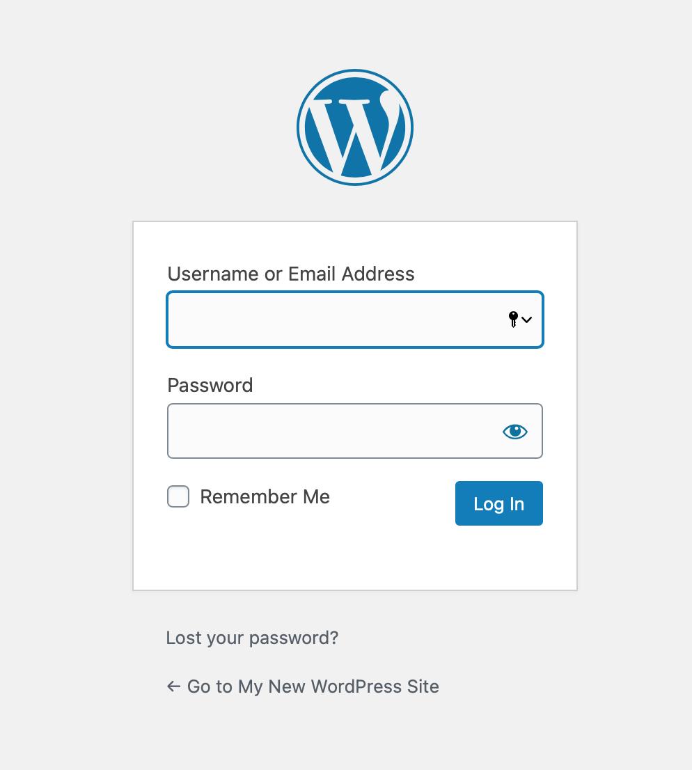 First Steps with WordPress   WordPress.org